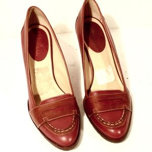 Cole Haan Oxblood NWOT Leather Shoes Size 11 Nike